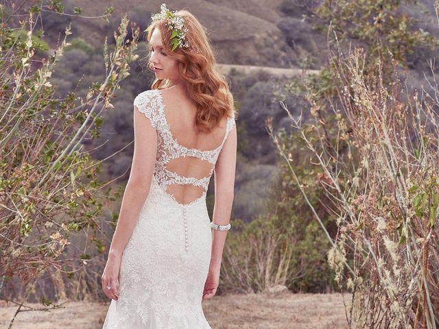 Las espaldas más lindas de los vestidos de novia 2018