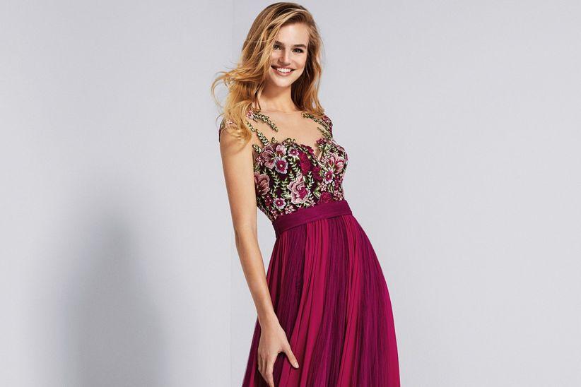 Modelos de vestidos elegantes para el dia