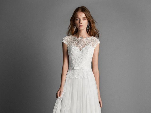 Colección vestidos de novia Alma Novia 2018