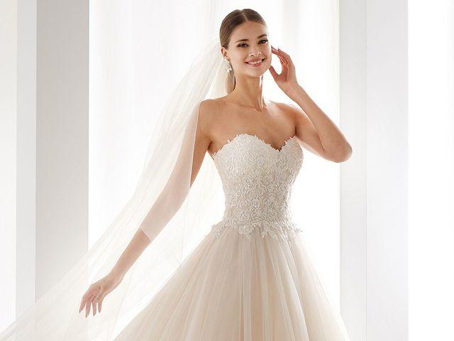 95 modelos de vestidos de novia con escote corazón