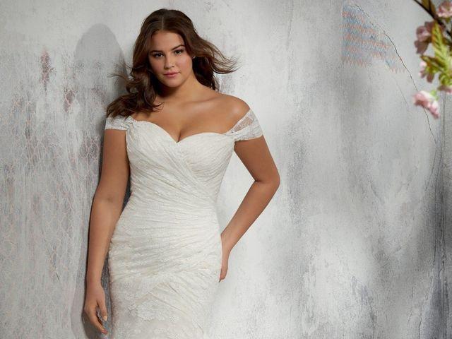 Colección vestidos de novia Morilee 2019