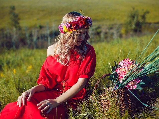 15 vestidos rojos de fiesta
