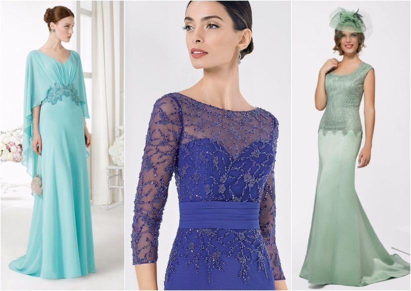 be7205f65 20 vestidos de madrina que querrías ver en tu boda
