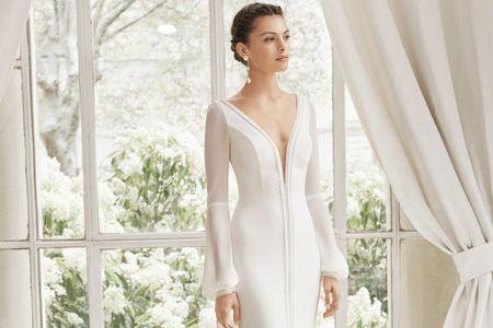 Nuevas colecciones de vestidos de novia Rosa Clará 2019