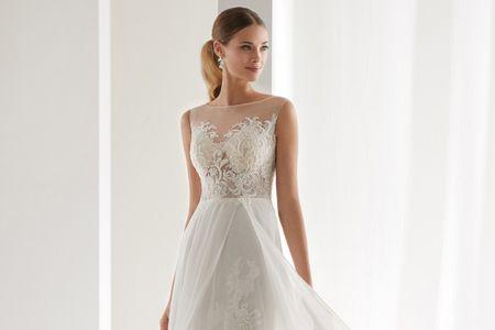 Vestidos de novia Aurora 2019: ¡una colección para no perderse!