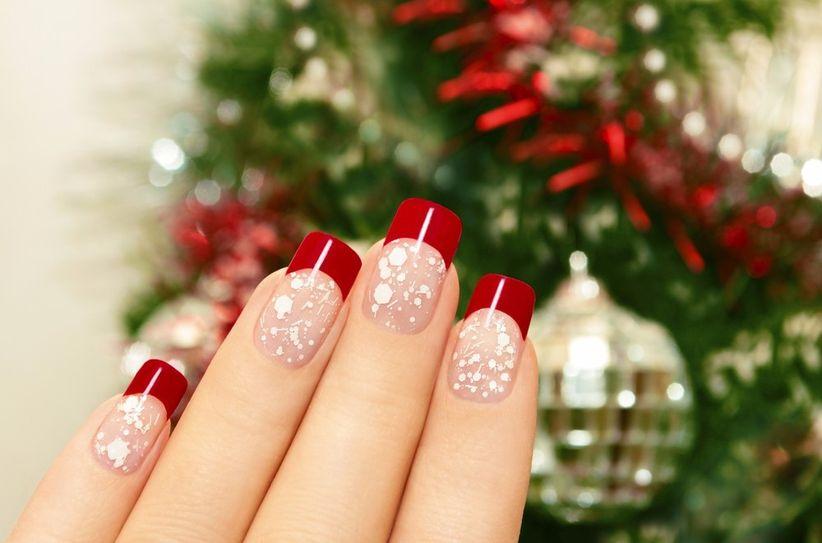 15 Ideas De Manicure Inspiradas En La Navidad - Ideas-para-navidad