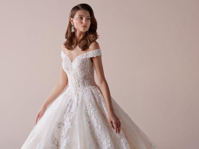 Nueva colección vestidos de novia Romance 2019
