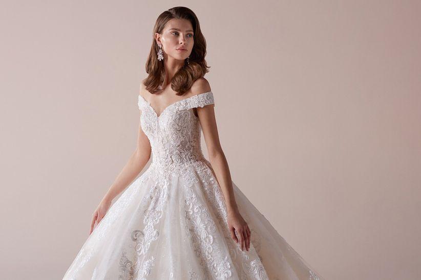 806ff6f72bd Nueva colección vestidos de novia Romance 2019