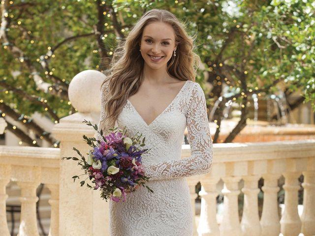 Descubre la colección de vestidos de novia Sincerity Bridal 2019