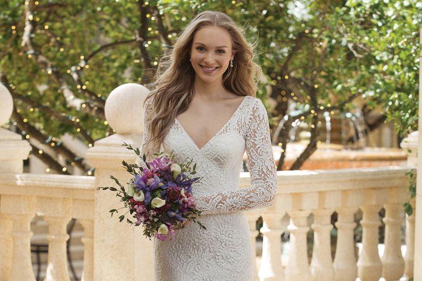 Descubre la colección de vestidos de novia Sincerity Bridal 2019 eeaca2b85bfa