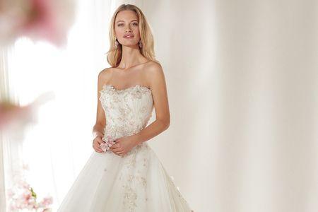 Nuevos vestidos de novia Colet 2019: para irradiar sensualidad camino al altar