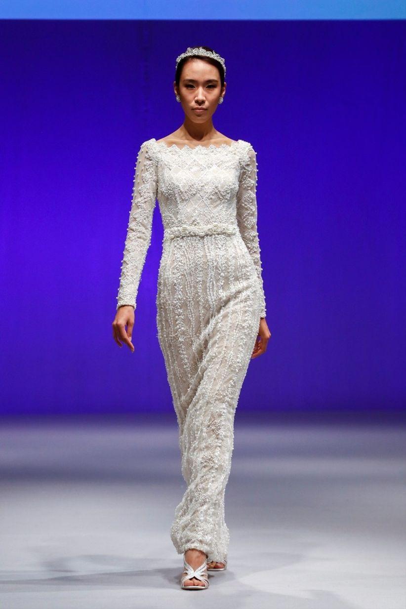 Vestidos de novia 2017 desde Israel en el NYIBW