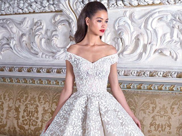Descubre las colecciones de vestidos de novia Demetrios 2019