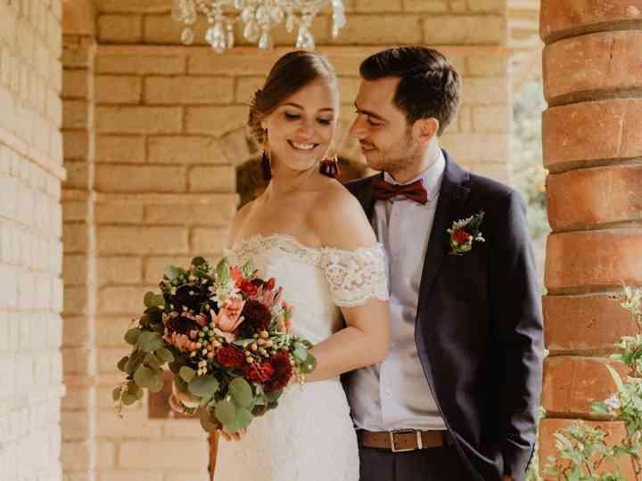 Matrimonio de Daniel y Charlotte: una pareja viajera destinada a encontrarse