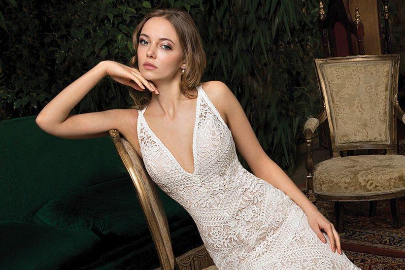 los nuevos vestidos de novia 2019 de la firma cosmobella