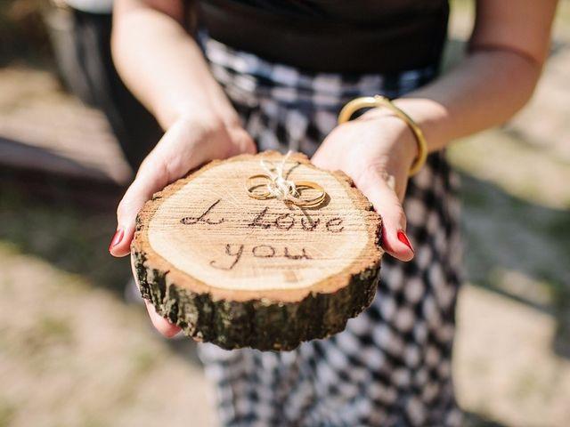 30 porta argollas de matrimonio originales
