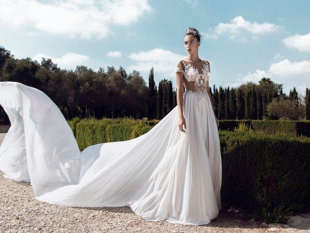 60 vestidos de novia con colas increíbles
