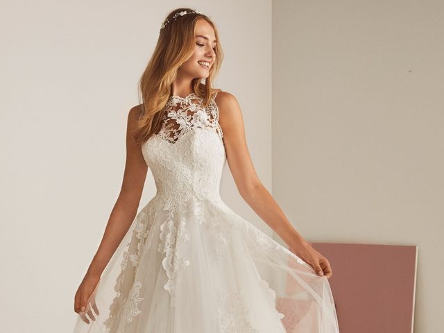 Vestidos de novia White One 2019: ¿lograrás decidirte por uno?