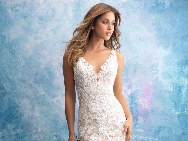 Colecciones de vestidos de novia Allure Bridals 2019