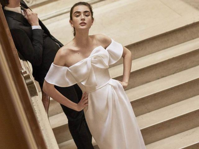 Los nuevos vestidos de novia 2019 de Carolina Herrera