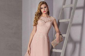 ¿Invitada a una boda? Revisa los nuevos vestidos de Fara Fiesta 2019
