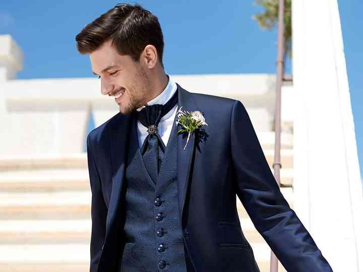 Moda nupcial masculina: tendencias en trajes de novio 2019