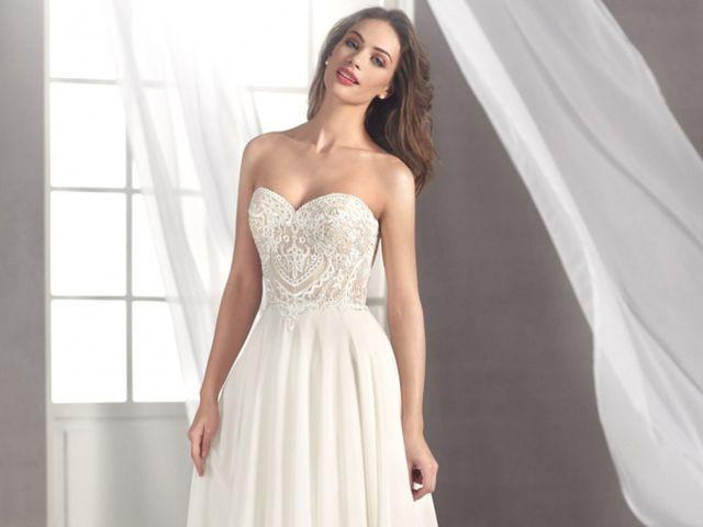 Vestidos de novia Fara Sposa 2019: ¿con cuál te quedas?