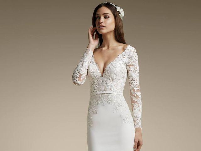 Nuevas colecciones vestidos de novia: St. Patrick y Studio Collection 2019
