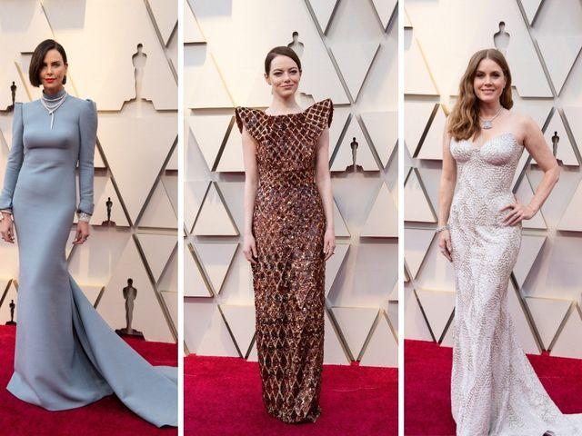 Oscar 2019: los vestidos de fiesta que dejó la alfombra roja