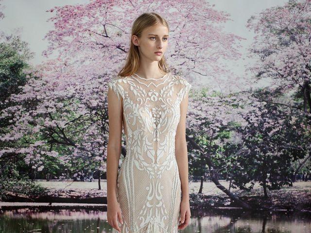 Colecciones vestidos de novia Galia Lahav 2019