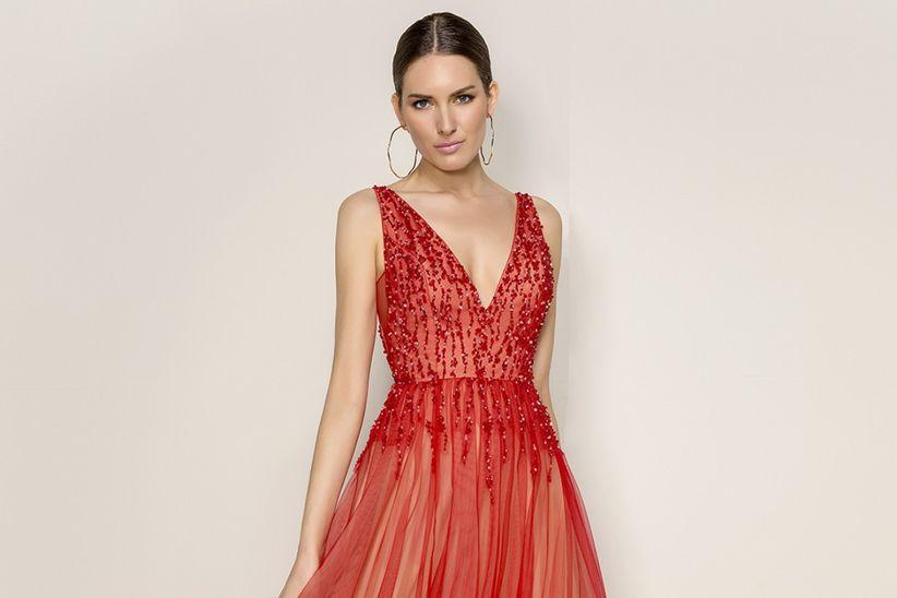 Vestidos De Fiesta 2019 Descubre Lo Nuevo De Eleni Elias