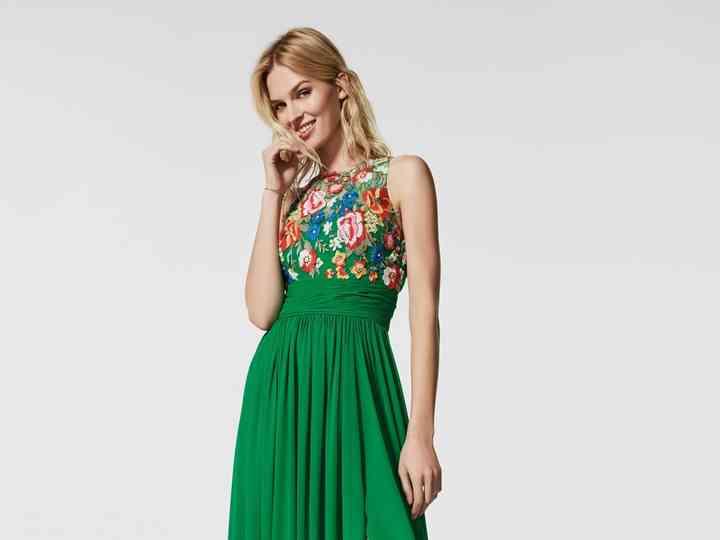 Tendencias en vestidos de fiesta para invitadas a bodas en 2018