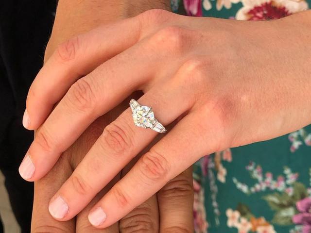 ¿Cuáles son los 10 anillos de compromiso más espectaculares de las celebridades?