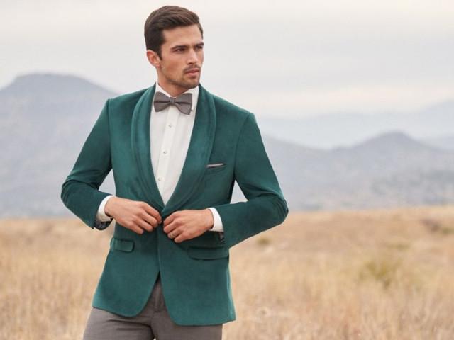8 colores de traje de novio para boda