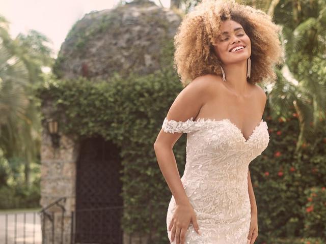 Vestidos de novia Maggie Sottero 2021 en los que te puedes inspirar