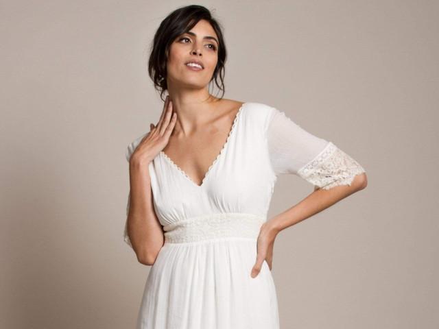 Vestidos de novia para mujeres maduras: ¡40 diseños maravillosos!