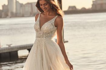 David's Bridal, la firma de moda nupcial, habla en exclusiva sobre su colección