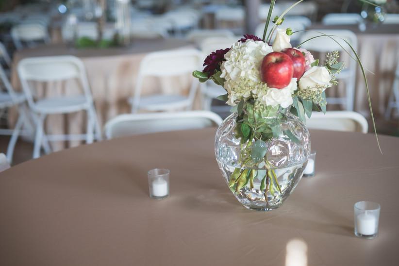 10 Maneras De Incorporar Frutas En La Decoración Y El Banquete