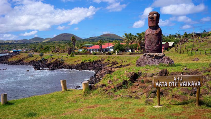 Isla de Pascua - Chile