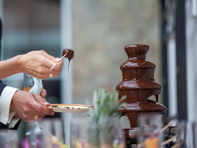 Chocolate en la boda: ¡una deliciosa temática!