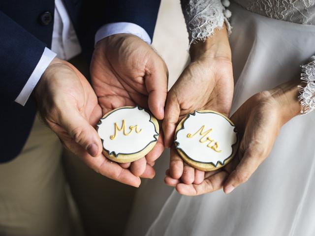 Galletas para boda: una idea deliciosa para sus invitados... ¡Ñam!