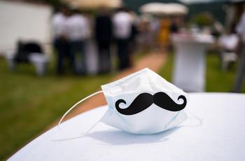 Recuerdos de boda para entregar a los invitados durante la pandemia