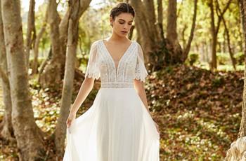 Nueva colección de vestidos Alma Novia 2020
