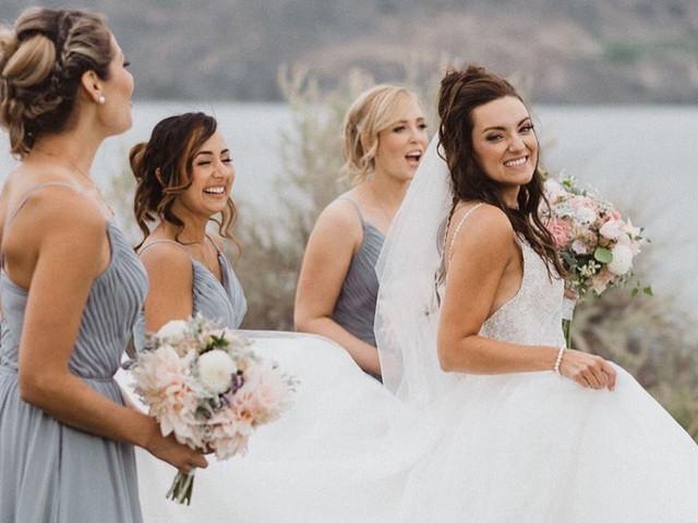 6 consejos para lucir estilizada el día de la boda