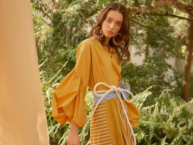 Vestidos de fiesta 2019 de la diseñadora colombiana Silvia Tcherassi