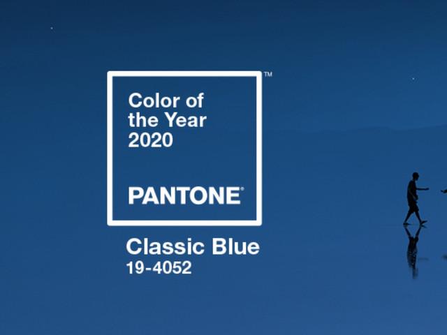 Pantone 'Classic blue': el color que marcará tendencia en 2020