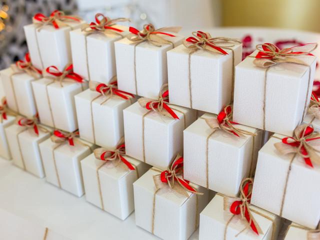 Detalles para invitados que no pueden asistir a la boda