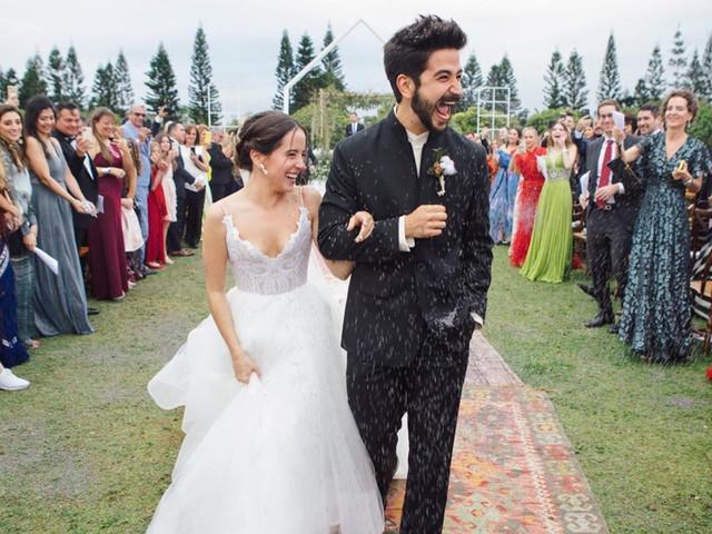 Pedidas de mano y bodas de famosos colombianos de este 2020