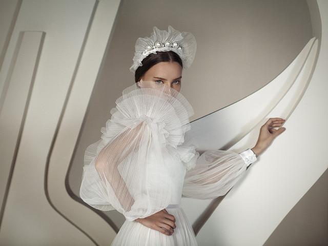 15 tendencias en vestidos de novia 2020 que deberías conocer