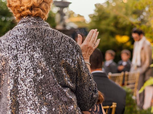Cómo proteger a los adultos mayores en la boda